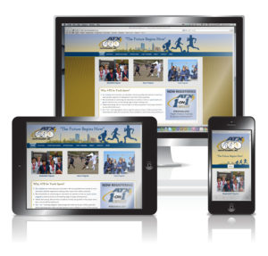 Sports Club Responsive Wordpress Site