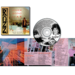 CD Packaging—Rozz Rezebek