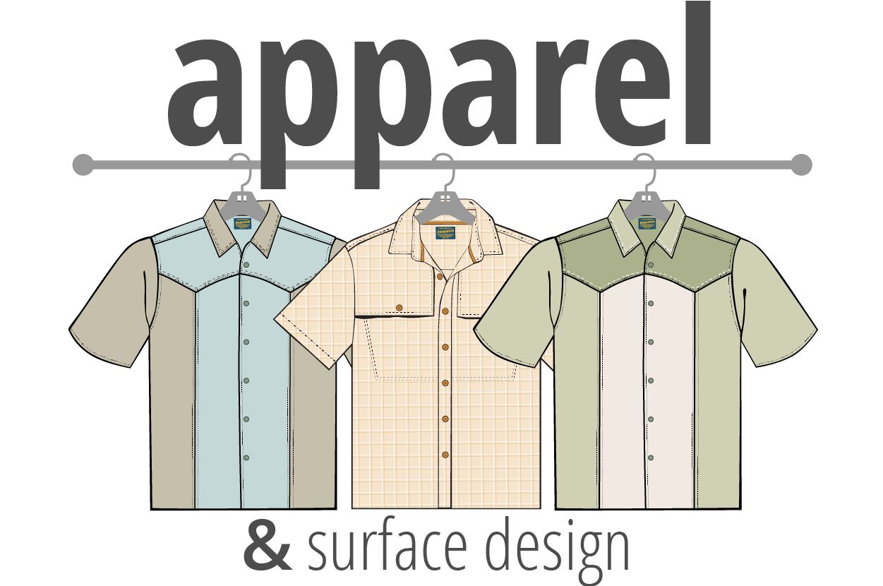 Apparel and Surface Design