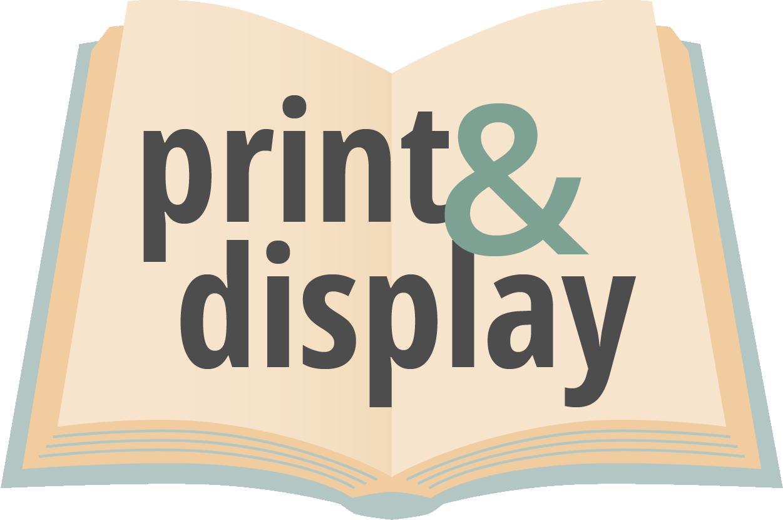 Print Design and Large Format Design