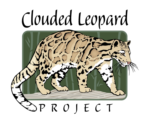 Clouded Leopard Project Logo
