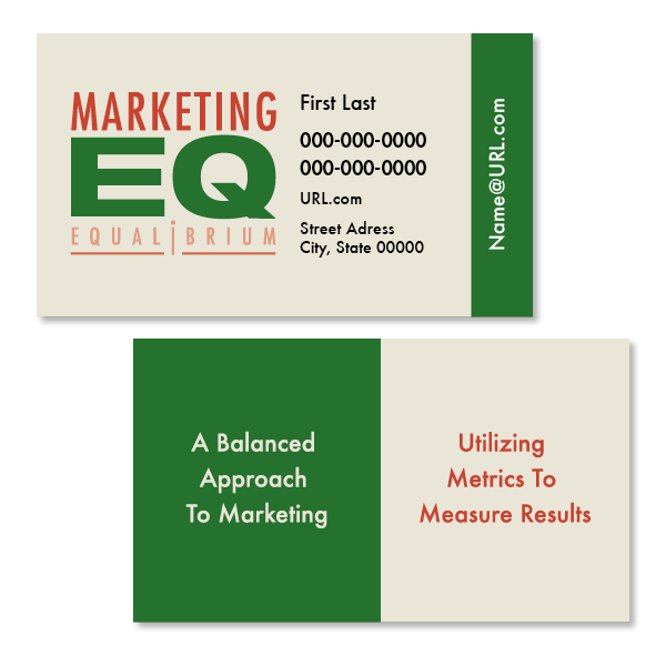 MEQ Business Cards