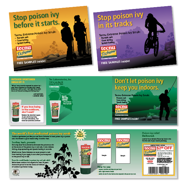 Health Product Promotional Mailers