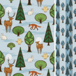 Woodlands Patterns