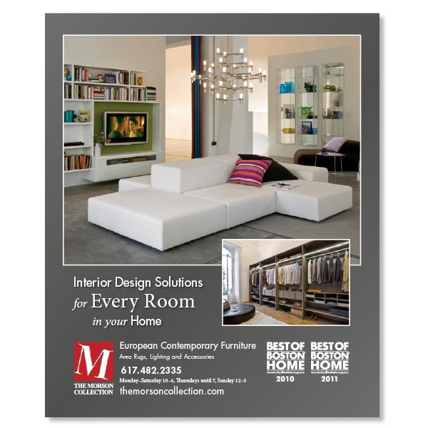 Interior design ad crow creative for Interior design for advertising agency