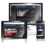 Automotive Electronics Responsive Wordpress Website
