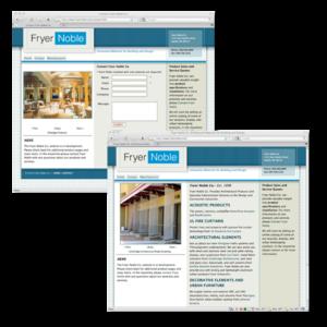 Architectural Supply Website