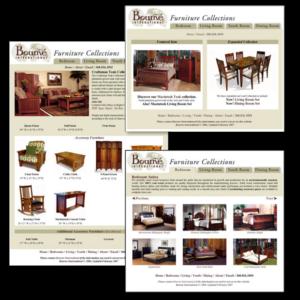 Furniture Wholesale Website