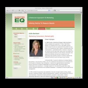 Marketing Firm Website