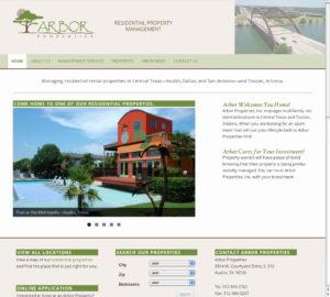 Responsive Website Tablet Screen