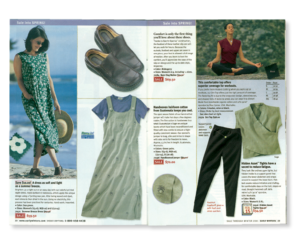 Early Winters Catalog Inside Spread