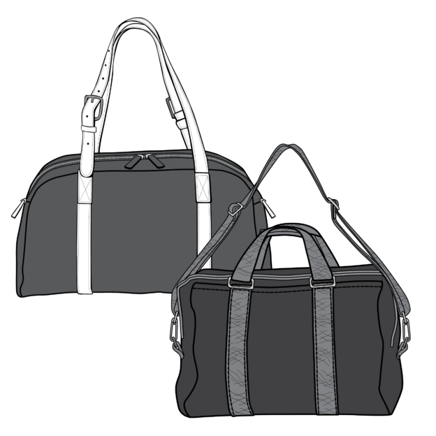 Accessories Illustration—Bags