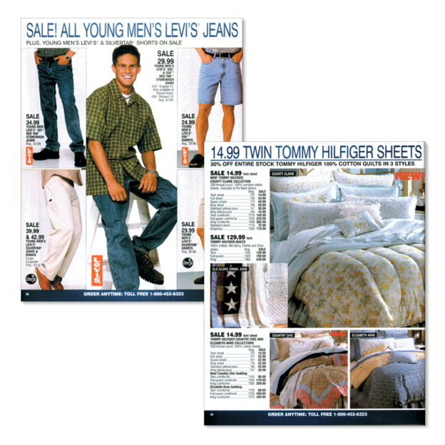 Retail Catalog Production